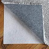 LILENO HOME Anti Rutsch Teppichunterlage aus Vlies (50x80 cm) - hochwertige Teppich Antirutschmatte für alle Böden - Perfekter Teppichstopper für EIN sicheres Zuhause