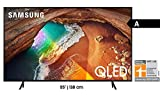 Samsung Q60R 138 cm (55 Zoll) 4K QLED Fernseher (Q HDR, Ultra HD, HDR, Twin Tuner, Smart TV)...