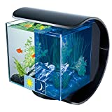 Tetra Silhouette LED-Aquarium, für Aquaristik, 12l