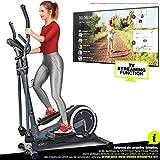 Sportstech CX625 Crosstrainer - Deutsche Qualitätsmarke - mit Video Events & Multiplayer APP, 24 KG...