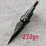 SHIYM-JT, 2pcs Qualitäts-Pfeilspitze Tipps Broadhead Arrow Point Archery Pfeilspitzen for Compound...