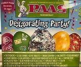 Paas Ei-Dekorations-Set 'Deggorating Party' Familienpackung 9 Sets in 1