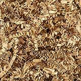 Maylai Papierschnitzel Crinkle Papier schneiden Kraft Shred Verpackungsfüller(12 * 6 * 4IN) deko Stroh holzwolle füllmaterial für Pakete und Korbfüllung (Braun)