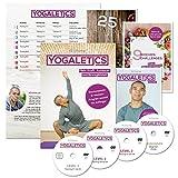 YOGALETICS: Premium Edition. Das 9-Wochen-Workout speziell für Anfänger. Mehr Kraft, Ausdauer und...