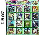 208 Spiele in 1 NDS Game Castlevania super Mario Fin Spielekarte für DS NDS NDSL NDSi 3DS 2DS XL