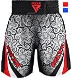 RDX Boxen Shorts Training | Perfekt für Boxen, Freefight, Kampfsport, Kickboxen, Grappling |...