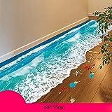 Möbelsticker Feifei Wand-Aufkleber 3D dreidimensionale Selbstklebende Wasserdichte kreative...