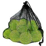 Philonext 12 Stück Tennisbälle mit Mesh Tragetasche Tennisbälle fürs Training, Tennis übungs...