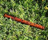 Shakuhachi (Rosenholz) - HarmonyFlöte - 1.3 Shaku (G-Dur) - Traditionelle japanische Flöte -...