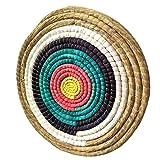 Tophunt Zielscheibe Bogenschießen Traditionelles Strohzielscheibe Durchmesser 50 cm für im...