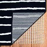 sinnlein® Antirutschmatte Teppichunterlage   15 Verschiedene Größen   Teppichstopper   Teppichunterleger zuschneidbar, rutschfest und für Fußbodenheizung geeignet (80 x 150 cm)