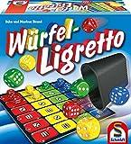 Schmidt Spiele 49611 Würfel-Ligretto, Würfelspiel, Bunt