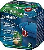 JBL CombiBloc 60159 Set mit Vorfiltereinsätzen und Filterschaum für Filter CristalProfi e...