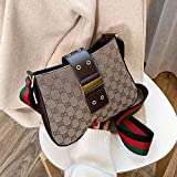 The Primitive Umhängetasche Frauen koreanische Version der neuen Retro-Leinwand Handtaschen Trend...