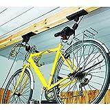 Fahrradlift 57 KG Traglast, Fahrradhalterung, Kajak Lift, Universeller Deckenlift, Garagenlift für Dachboxen, Bikelift