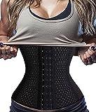 Atmungsaktiv Hot Taille Trainer Korsett für Gewicht Verlust Sport Body Shaper Bauch Kontrolle Fett...