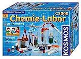 KOSMOS C3000 - Chemielabor, hochwertiges Labor für 330 anspruchsvolle Experimente, Chemie für...