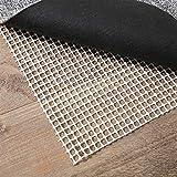 Alaskaprint Antirutschmatte für Teppich Antirutschmatte 80x150 CM Antirutschmatte Teppich Rutschschutz Teppich Teppichstopper Antirutschmatte Teppichunterlage Rutschfest