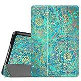 Fintie SlimShell Hülle Kompatibel mit iPad Mini 4 - Ultradünn Superleicht Smart Stand Schutzhülle...