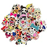 XIANYING 2019 Waterproof Personality LOL Doll Stickers Children's PVC Graffiti Stickers Suitcase Car...