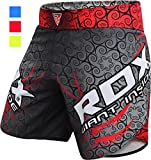 RDX MMA Shorts Blaze Training | Perfekt für Boxen, Freefight, Kampfsport, Kickboxen, Grappling |...
