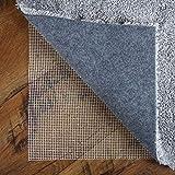LILENO HOME Anti Rutsch Teppichunterlage [80x340 cm] aus Glasfaser - perfekte Teppich Antirutschmatte für alle Böden - hochwertiger Teppichstopper für EIN sicheres Zuhause